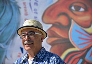 Juan Felipe Herrera photo