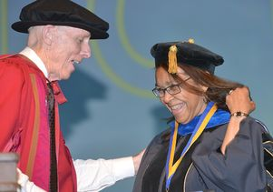Malcom Waugh UCLA Medal