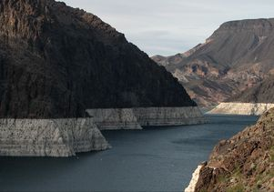 Lake Mead drought