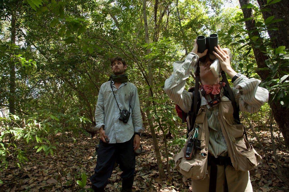 Field research in Costa Rica