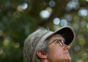 Susan Perry in Costa Rica
