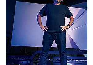 Greg Lynn, professor of architecture and urban design
