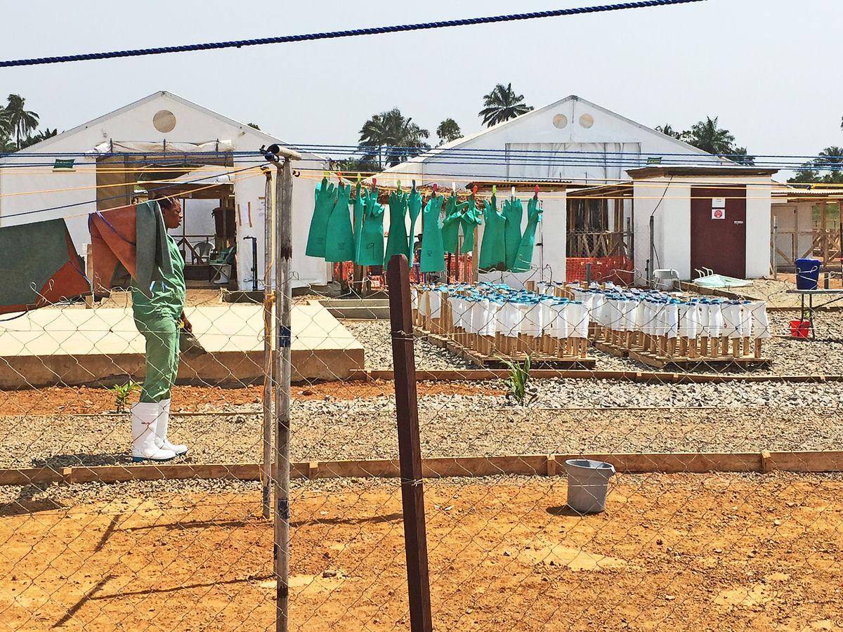 Makeni Ebola Treatment Center