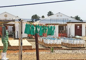 Makeni Ebola Treatment Center