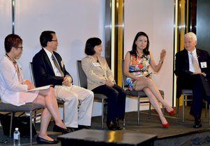 UCLA Global Forum in Taipei
