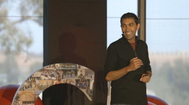 Neil Garg at TEDxUCLA