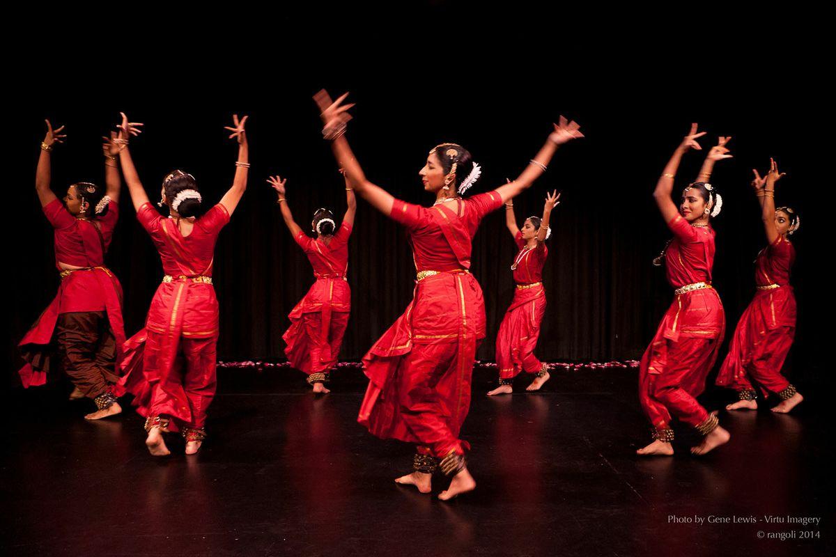 Aug. 30: Classic Indian dance performance by Rangoli Dance ...