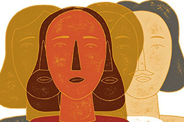 Illustration for story on the study of the biological complexities of sex and gender at UCLA