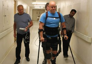 Mark Pollock at UCLA
