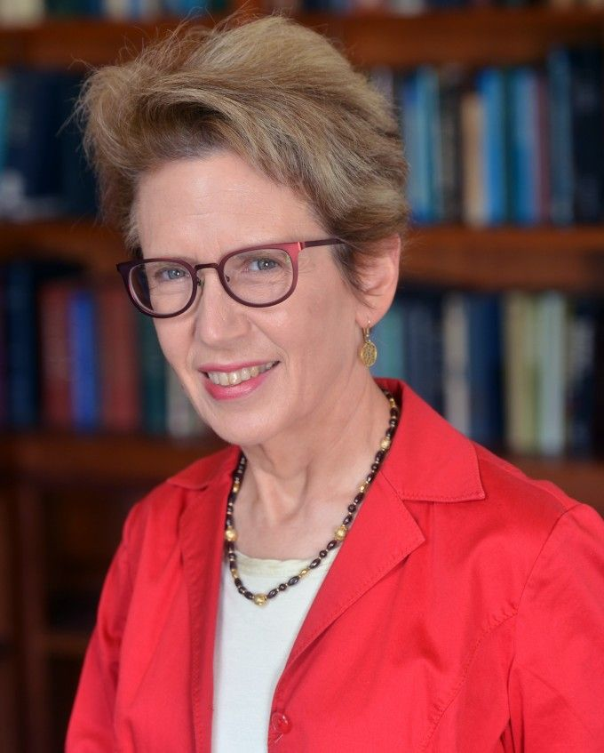 Christine Borgman, Distinguished Professor and Presidential Chair of Information Studies