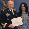 Operation Mend award at Pentagon, 9-2-15