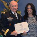 Operation Mend award at Pentagon, 9-2-15