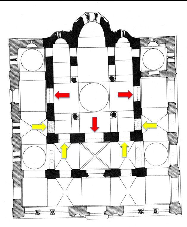 Church sound diagram