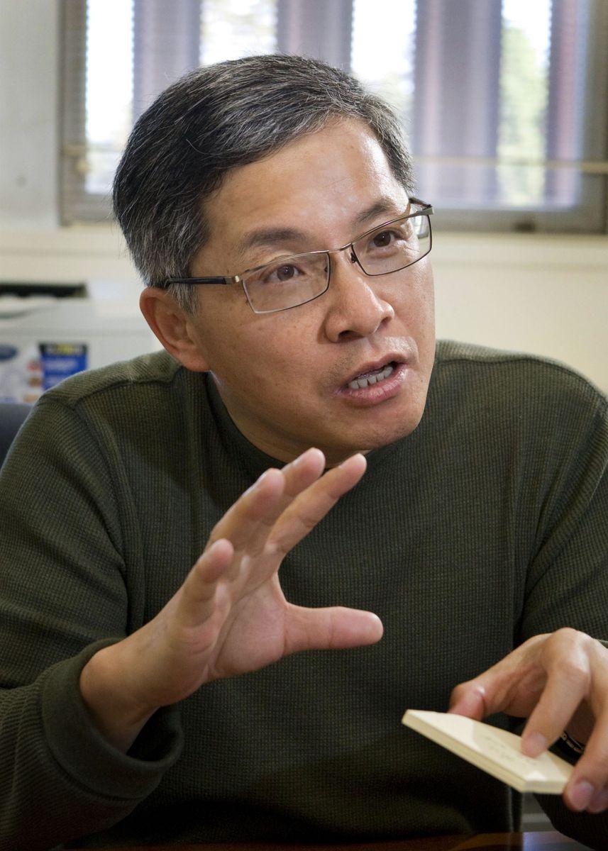 """Jianwei """"John"""" Miao"""