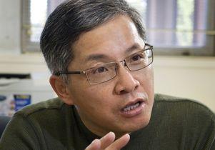 Jianwei (John) Miao in office