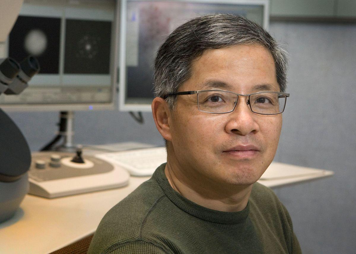Jianwei (John) Miao at CNSI