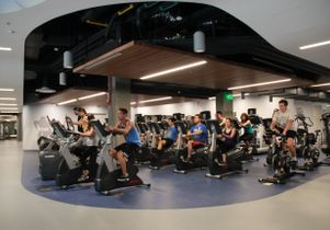 New Bruin Fitness Center