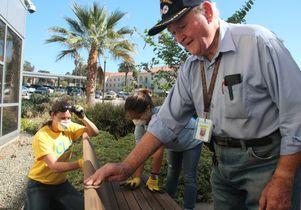 Volunteer Day 2014, vets