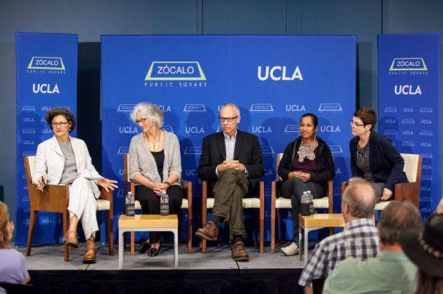 Zocalo-UCLA panel on fracking