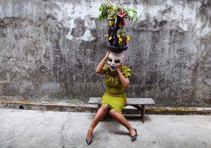 The Invisible Man by Zina Saro-Wiwa