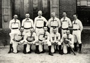 1888 Chicago White Stockings