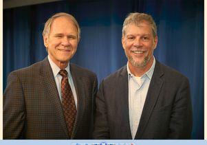 Wayne Smutz and Peter Marx