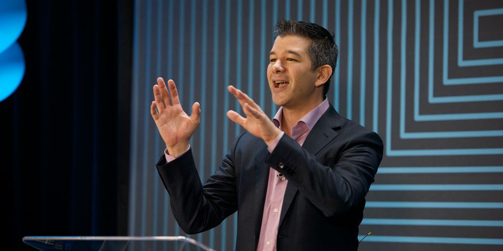 Q&A with Travis Kalanick, Uber co