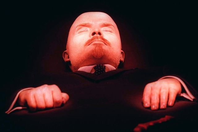 q a ucla historian j arch getty on lenin in the afterlife ucla