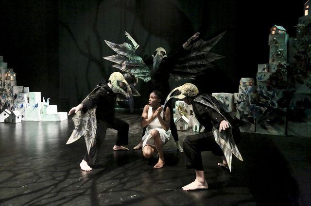 Paper Crane performance