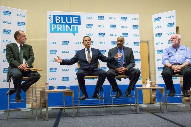 Blueprint and inequality