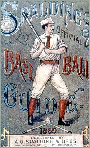 Spauling Baseball Guide