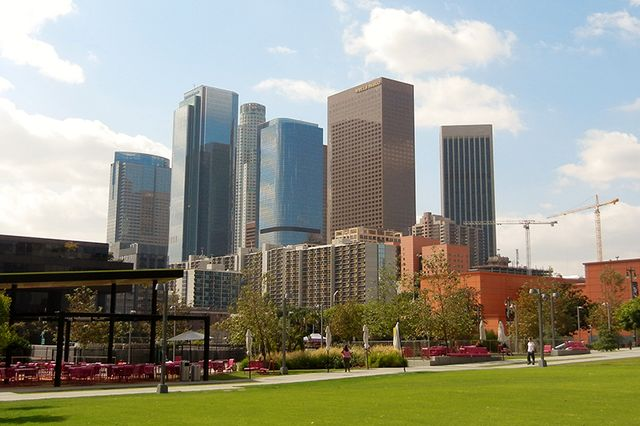 Sustainable Los Angeles plan