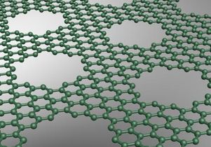 UCLA scientists create graphene barrier to precisely control molecules for making nanoelectronics
