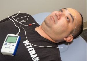 Electric patch holds promise for treating PTSD