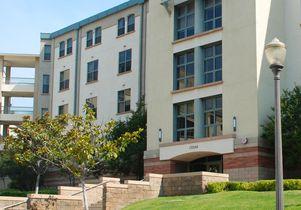 UCLA residence hall