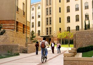 UCLA residence halls
