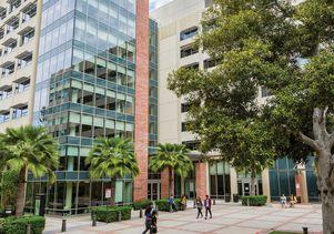 UCLA new residence halls