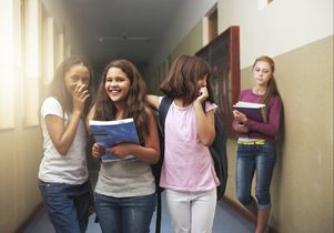 Anti-bullying program focused on bystanders helps the students who need it the most