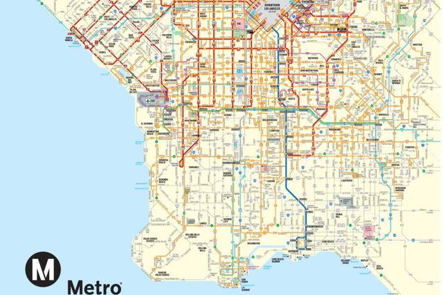 Ucla Faculty Voice How To Boost L A S Sinking Transit Ridership Ucla
