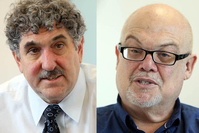 Drs. Neil Wenger and David Wallenstein