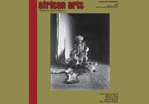 African Arts journal