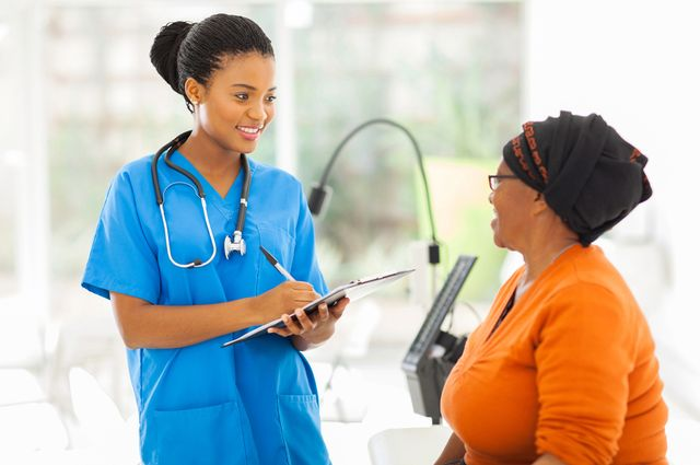 community health nursing plan african americans Racial discrimination in health care among african americans in america  to gain access to health insurance plans or affordable ones at minimum  resources and.