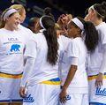 UCLA Women's basketball team
