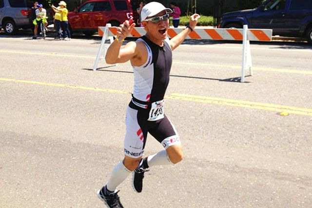 Mike Lee - Vineman 70.3