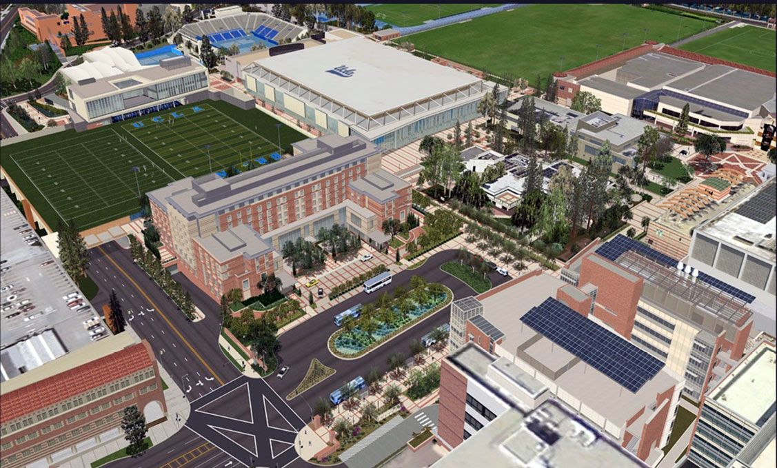 Simulator lets campus planners envision UCLA in the future ...