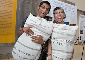 Healthy Campus Initiative Sleep Revolution