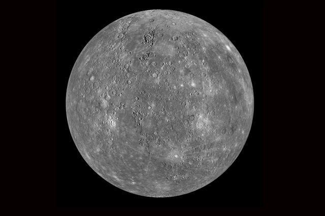 Mercury NASA image