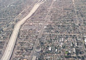 South Los Angeles by Alfred Twu