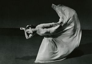"Martha Graham in ""Letter to the World,"" 1940"