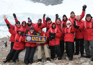 UCLA Alumni Travel in Antarctica